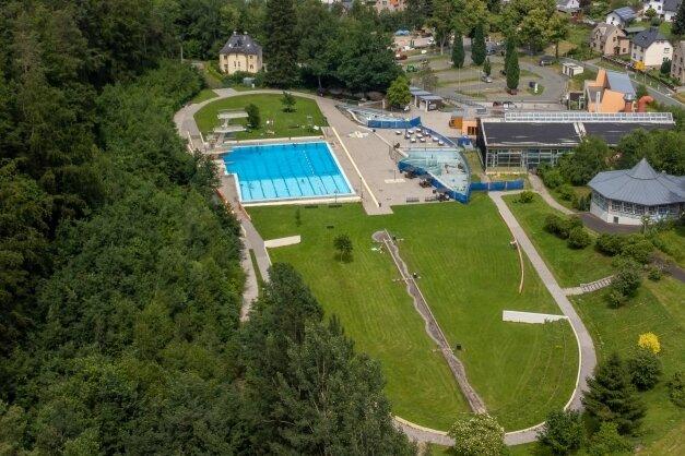 Das Waldbad Brunn soll zum reinen Freibad rückgebaut werden.