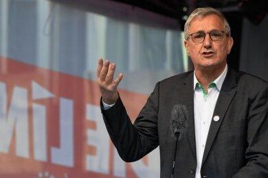 Bernd Riexinger - Vorsitzender der Linkspartei