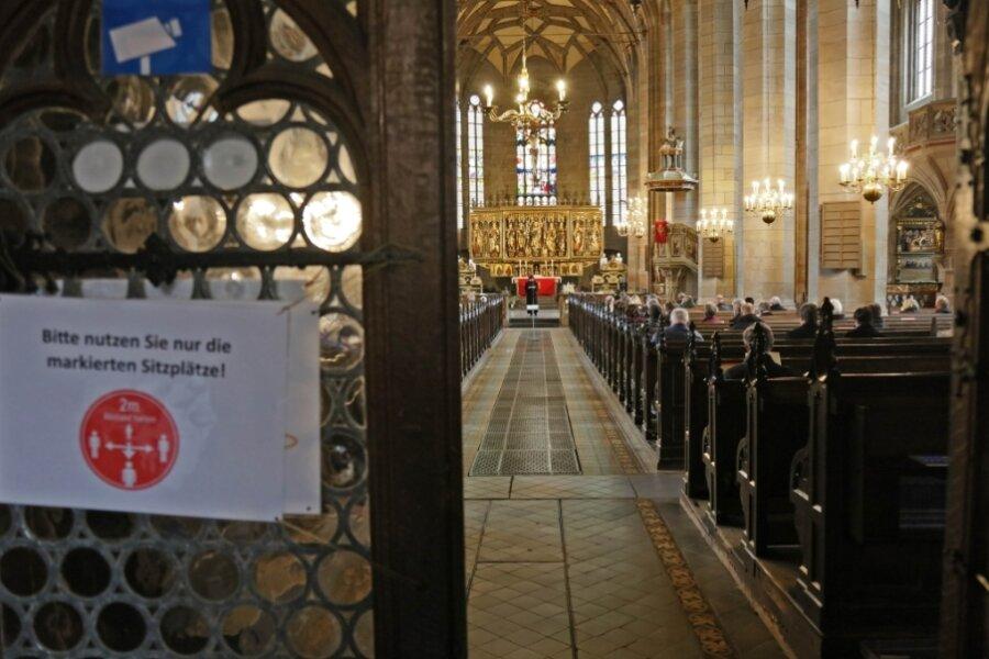 Ökumenischer Gottesdienst am Reformationstag im Zwickauer Dom