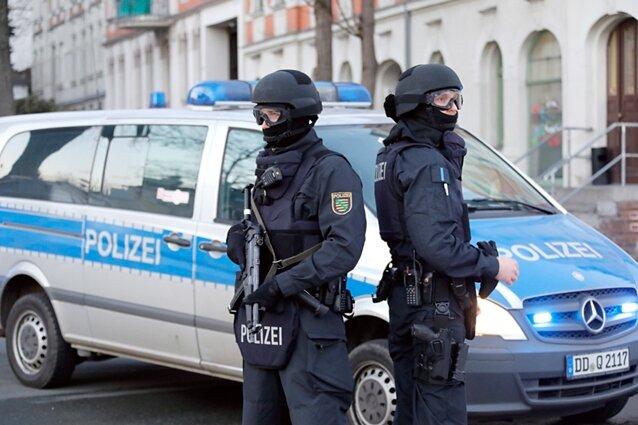 IS-Verdächtiger Auslöser für Anti-Terror-Einsatz in Chemnitz - Bundesanwaltschaft: Keine akute Gefährdungslage