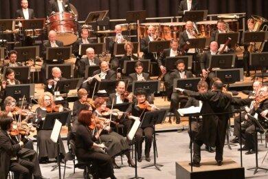 Die Erzgebirgische Philharmonie Aue wird auch durch die Unterstützung des Kulturraums finanziert.