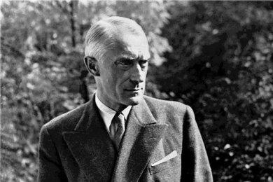 Leonhard Frank war in der DDR ein gefeierter Autor.