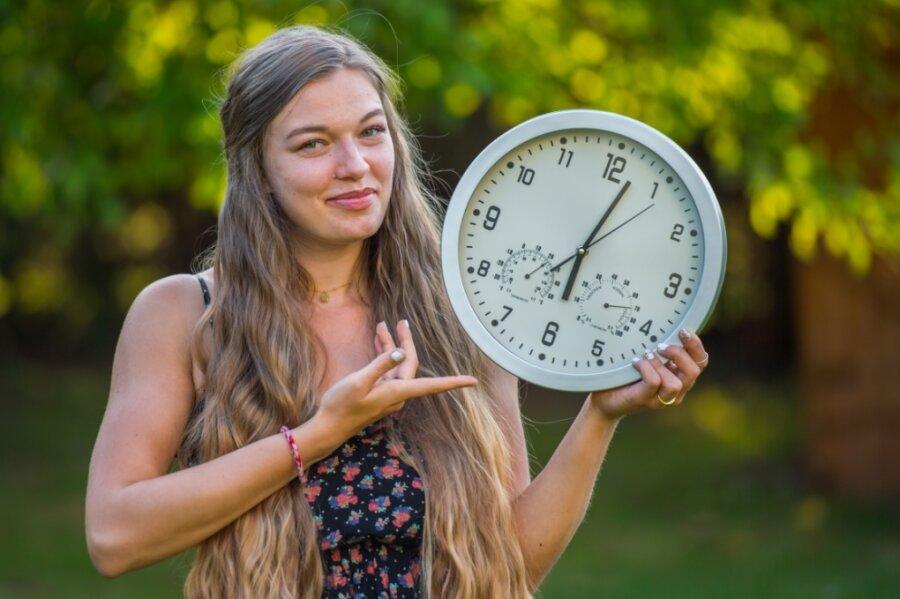 """Die Botschaft in Celine Georgis neuem Lied lautet: """"Make Time!"""" Nehmt euch Zeit für eure Mädchen."""