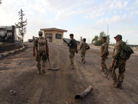 Libyens Hauptstadt ist wieder unter der Kontrolle von Regierungstruppen.