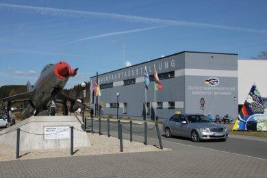 Morgenröthe-Rautenkranz mit seiner Deutschen Raumfahrtausstellung wurde von zwei Institutionen des Freistaates Sachsen im Erzgebirge verortet.