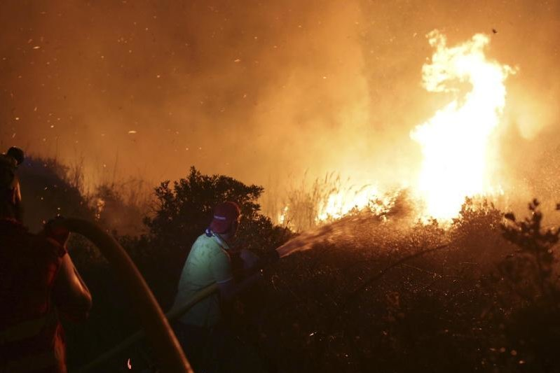 Die Waldbrände im August überforderten Portugals Rettungskräfte. Künftig springt die EU im Notfall den Mitgliedsstaaten bei.