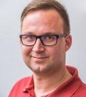 Marco Ziegenrücker - Geschäftsführer des Bergmusikkorps Schneeberg