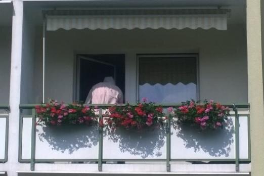 Balkon-Toter: Mutmaßlicher Täter ist Asylbewerber