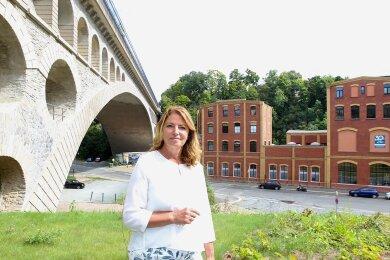 Annett Schmidt ist seit mehr als 25 Jahren Geschäftsführerin der Fördergesellschaft für berufliche Bildung Plauen-Vogtland. Die Vereinsgründung im Januar 1991 hat die Plauenerin miterlebt.