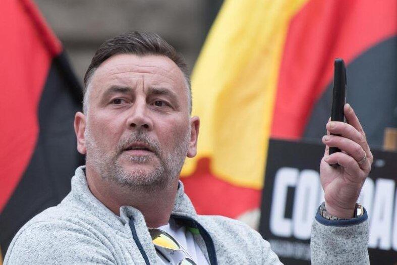 Pegida-Mitgründer Lutz Bachmann will AfD-Mitglied werden