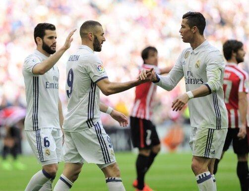 Tabellenführung ausgebaut: Real Madrid