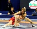 Nina Hemmer ist bei der WM im Viertelfinale gescheitert