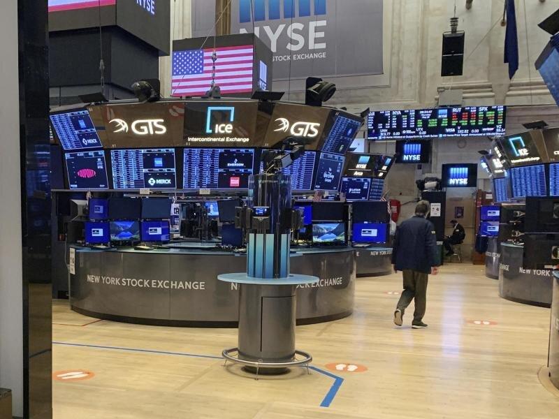Die Kurse an der New Yorker Börse steigen weiter an.