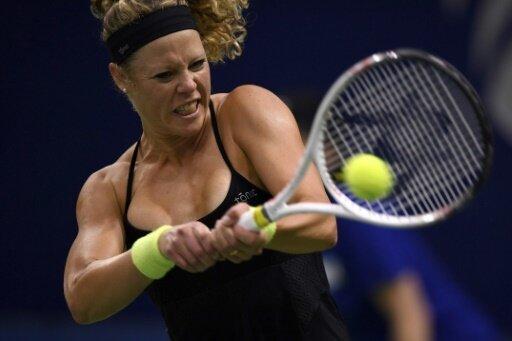 Laura Siegemund ist bei den US Open früh ausgeschieden