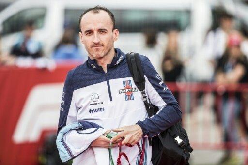 Robert Kubica hofft weiterhin auf ein Formel-1-Comeback