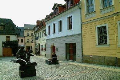 Das Erich-Ohser-Haus in Plauen.