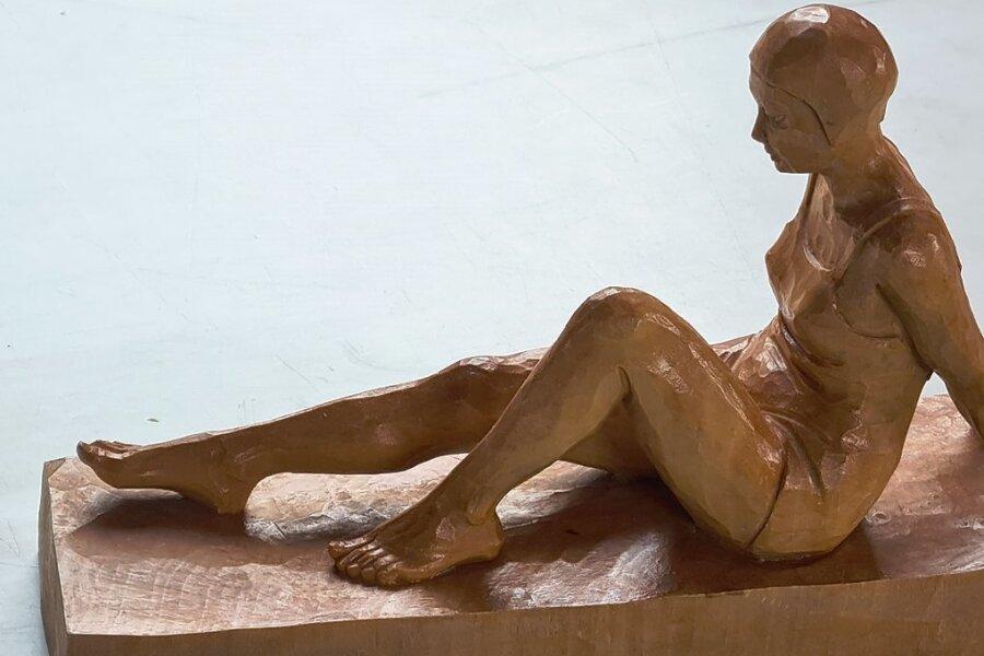 Die Badenixe war eine der zahlreichen Arbeiten, die nach individuellem Kundenwunsch entstanden sind. Fotos: Sammlung Andreas Schmiedel