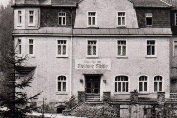 In den 1980er-Jahren war die Wolfner Mühle ein Kurheim.