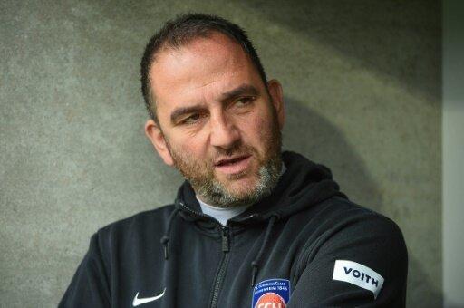 Frank Schmidt muss Remis gegen Heidenheim einstecken