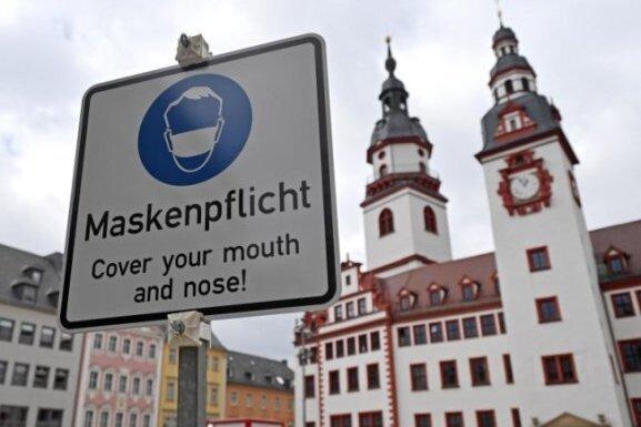 Corona-Lage in Chemnitz: Mehr Schüler dürfen wegen Pandemie aufs Gymnasium