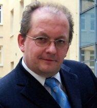Ex-Bürgermeister Glauchau Karl-Otto Stetter