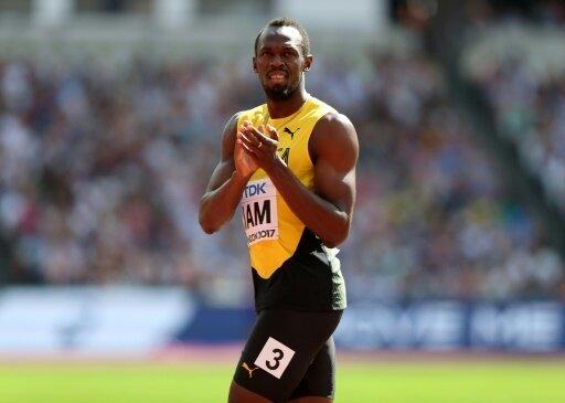 Usain Bolt hat keine Angst um seine Weltrekorde