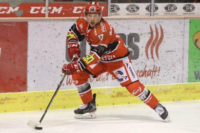 Alex Wideman erhielt von den Eispiraten Crimmitschau kein neues Vertragsangebot.