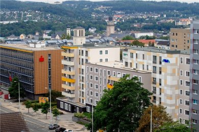 Wohnen beim Plauener Großvermieter WBG wird in diesem Jahr in vielen Fällen teurer.