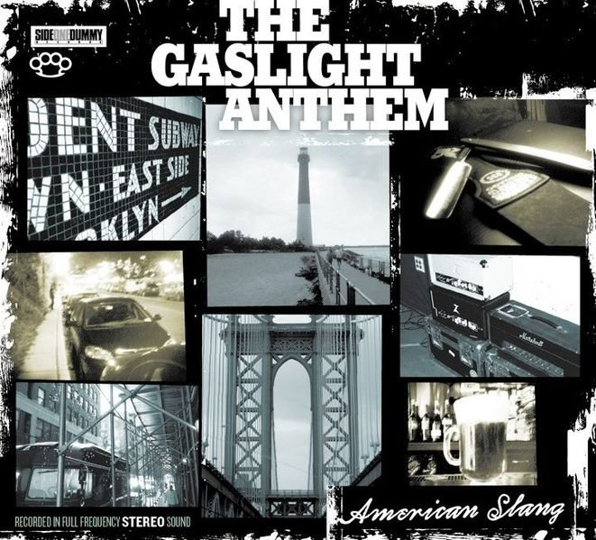 "Platz 1: The Gaslight Anthem: ""American Slang"""