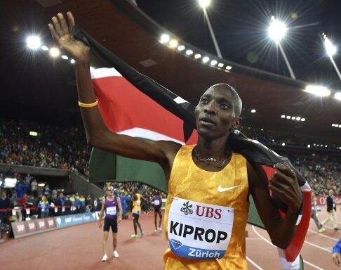 """Olympiasieger Kiprop sieht sich als """"Opfer"""""""