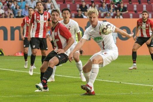 Augsburger verlieren gegen Bilbao mit 0:1