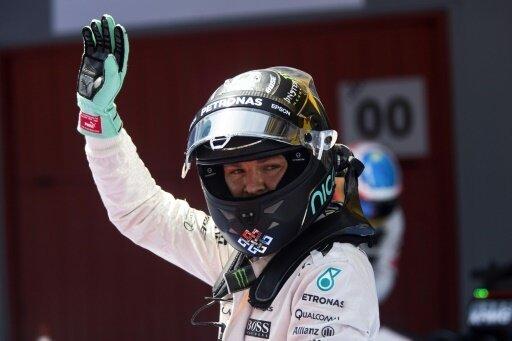 Mercedes sucht einen neuen Fahrer nach Rosberg-Abschied