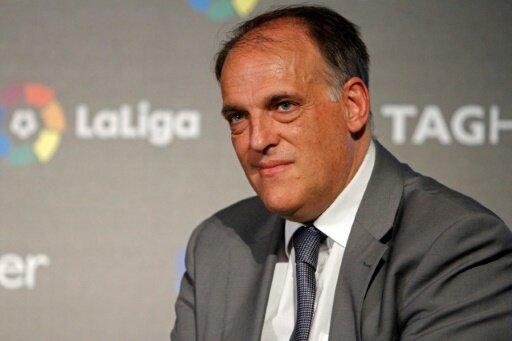 Tebas will die ecuadorianische Liga nach Spanien holen