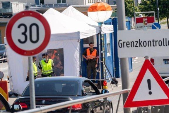 Ab Mitte Juni sollen die Kontrollen an den Grenzen entfallen.