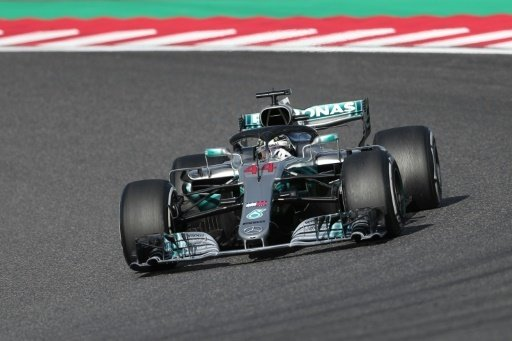 Hamilton siegt auch in Japan