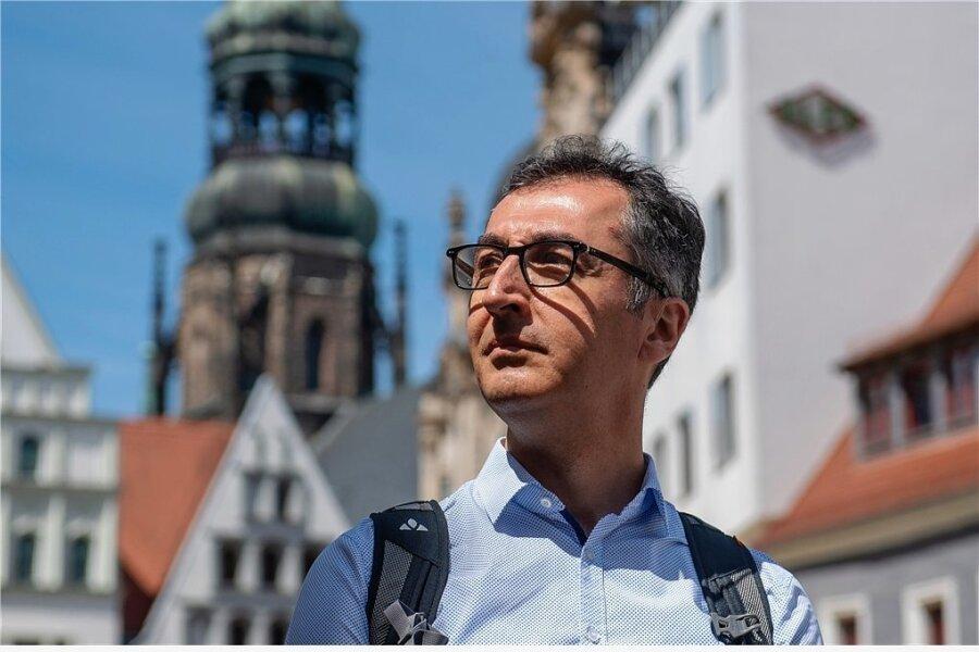 Cem Özdemir - Vorsitzender desVerkehrsausschusses im Bundestag