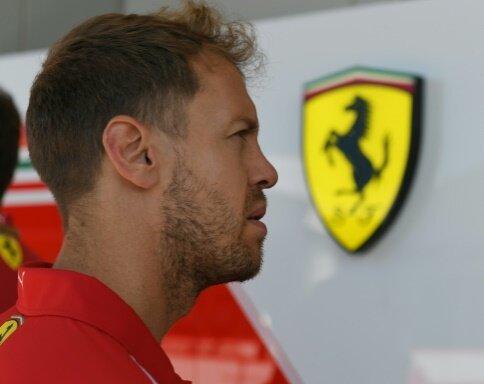 Sebastian Vettel hegt keine Wechselgedanken