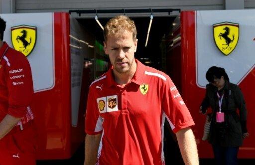 Was schief laufen kann, das läuft auch schief für Vettel