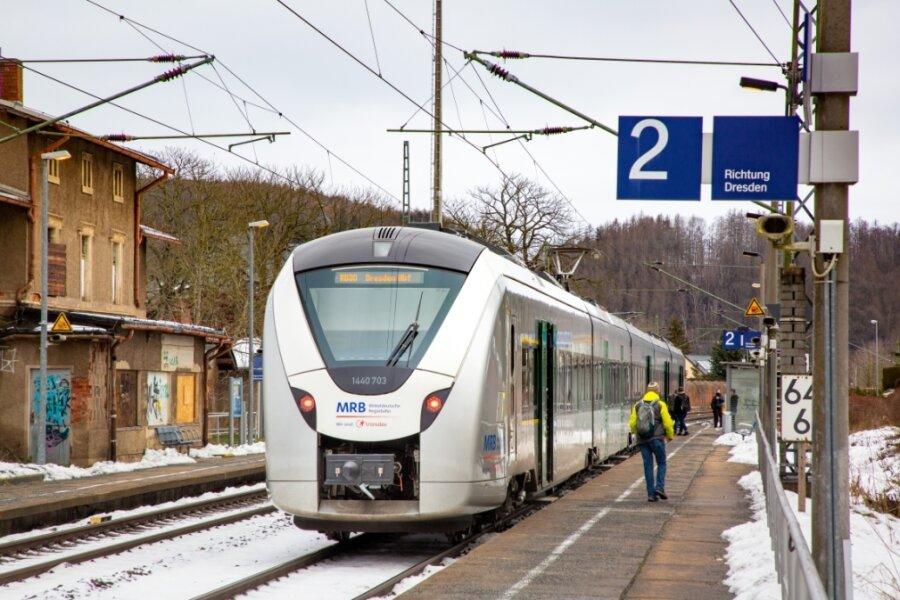 1000 Bahnhöfe werden barrierefrei: Nur zwei davon liegen in Sachsen