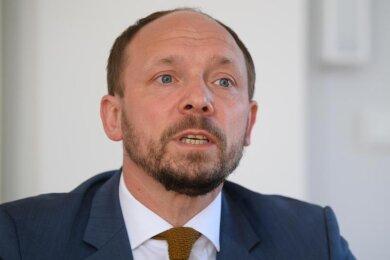 Marco Wanderwitz (CDU), Ostbeauftragter der Bundesregierung.