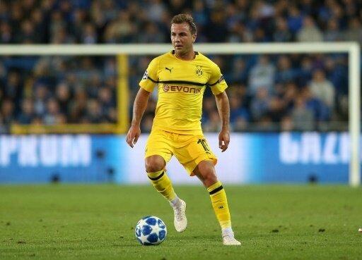 Mario Götze ersetzt Paco Alcacer in der Startelf