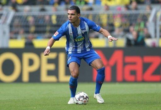 Karim Rekik wird der Hertha mehrere Wochen fehlen