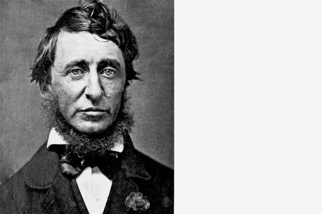 Henry David Thoreau - Philosoph