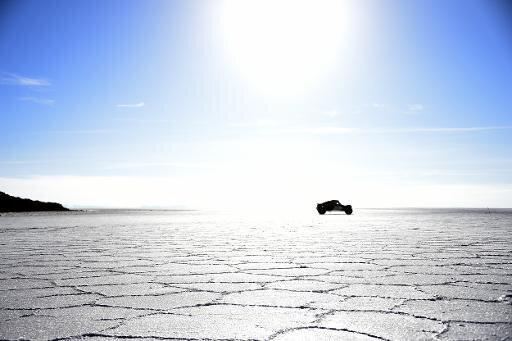 Sozius Gottschalk glückt erster Etappensieg mit Toyota