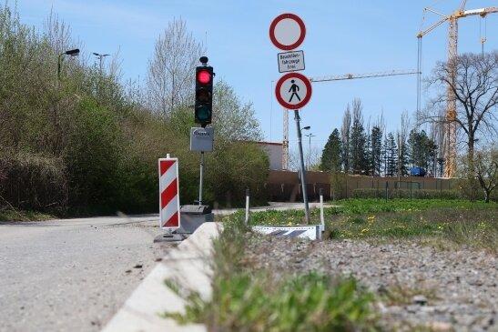 Die Zufahrt zur JVA soll rund 2,8 Millionen Euro kosten.