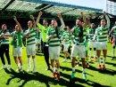 Celtic Glasgow feiert Sieg im Pokalfinale