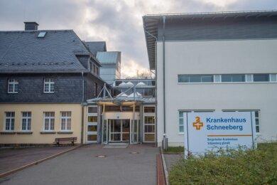 Wesentlich früher als geplant wird die stationäre Versorgung im Bergarbeiterkrankenbhaus in Schneeberg eingestellt.
