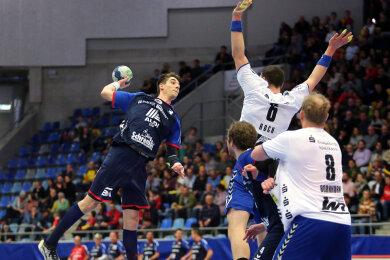 Bietigheim Handball SG BBM Bietigheim vs. EHV Aue