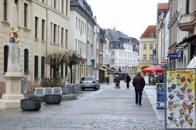 Die Stadt Crimmitschau plant zur Belebung des Handels nach dem Lockdown einen Stadtgutschein ins Leben zu rufen.