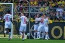 RB Leipzig feierte gegen Nürnberg ein Schützenfest